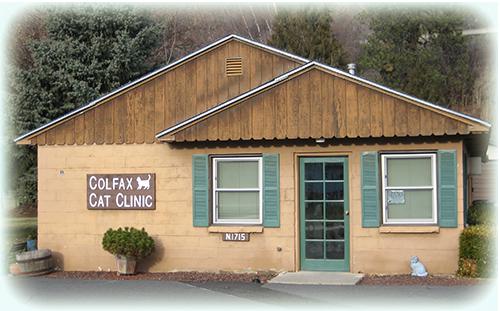 Colfax Cat Clinic